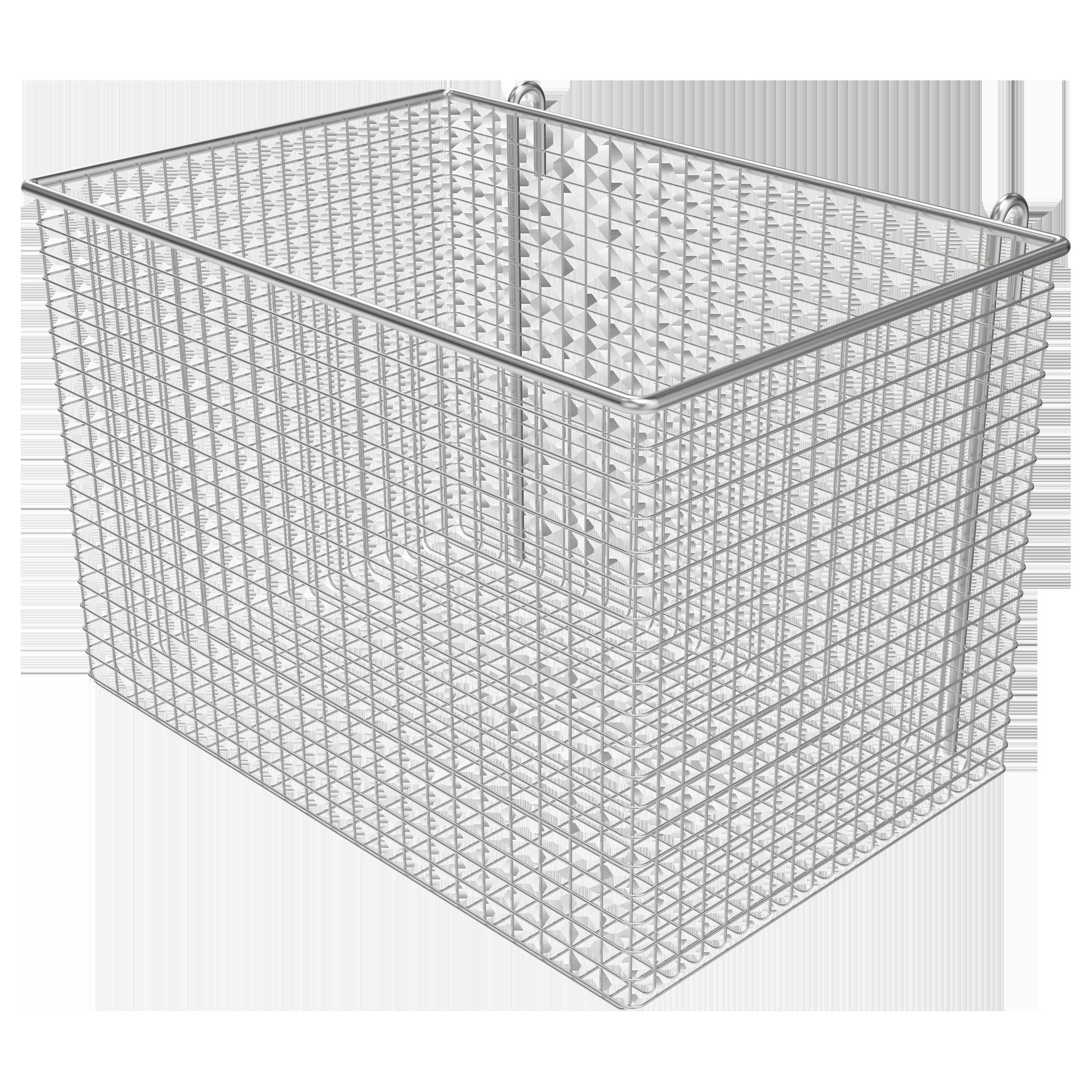 Ablagekorb 300 x 200 x 200 mm, feinmaschig