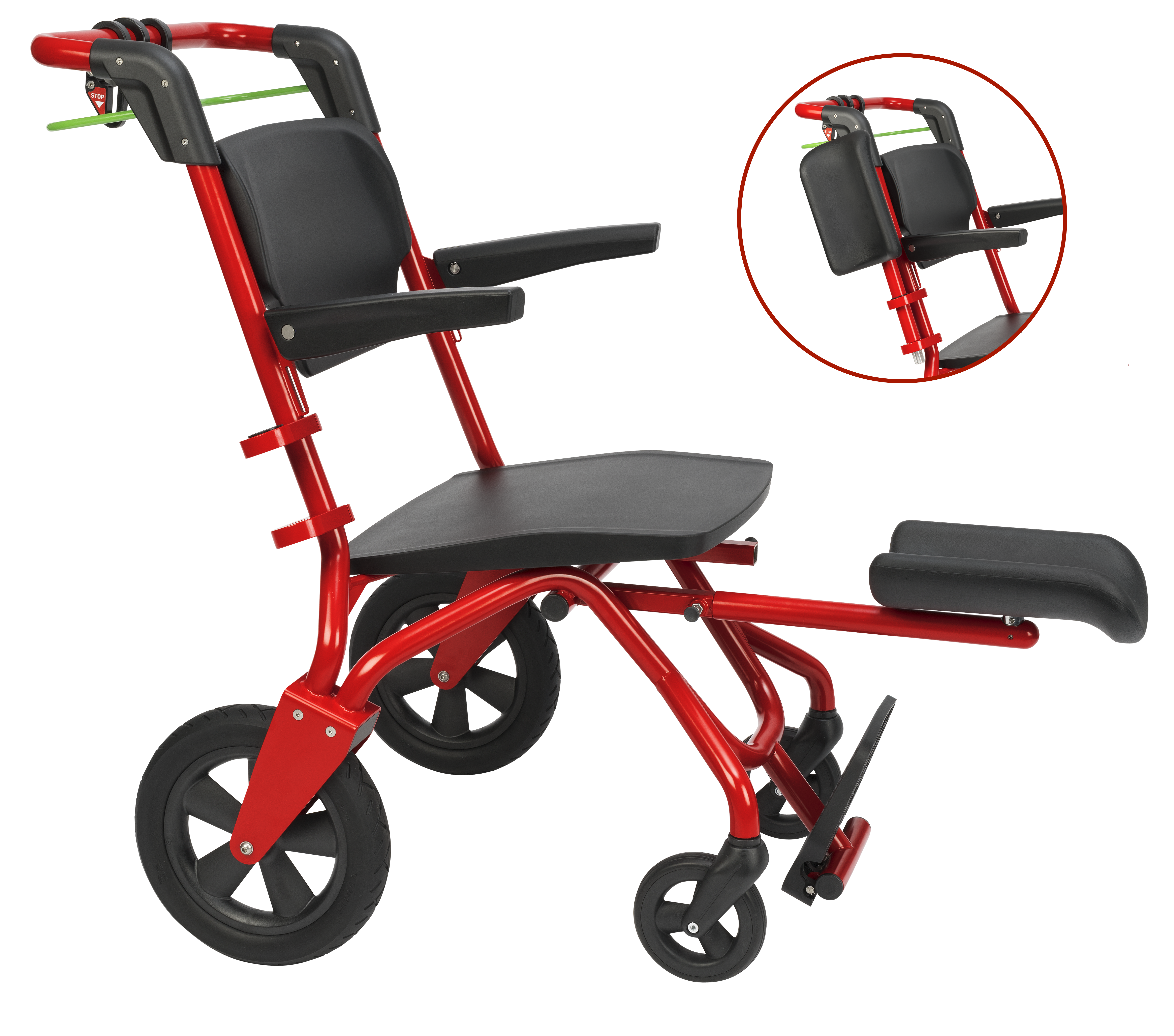 SAM - Mobile Patient Transfer Chair